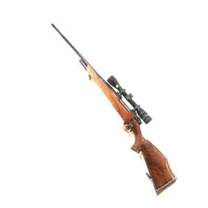 Weatherby Mark V Bolt Action