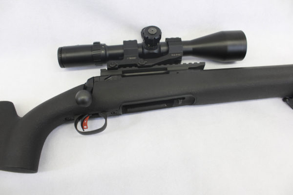 Savage 12 Bolt Action