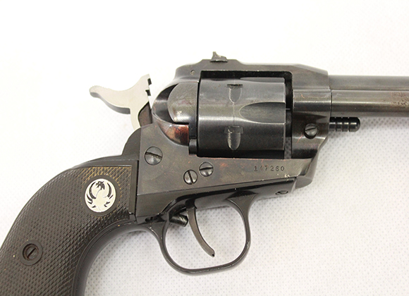 Ruger Single Six Handguns