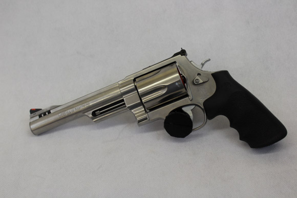 Smith and Wesson 500 Handguns
