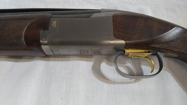 Browning 725 Sporting 4H Over Under