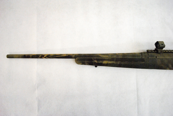 Savage Axis Bolt Action