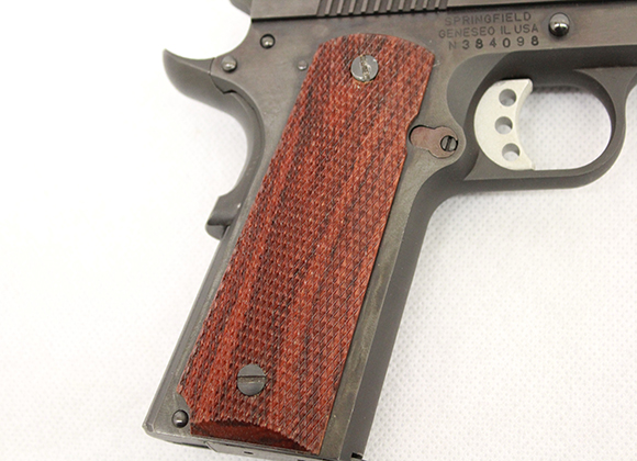 Springfield 1911 A1 Loaded Handguns
