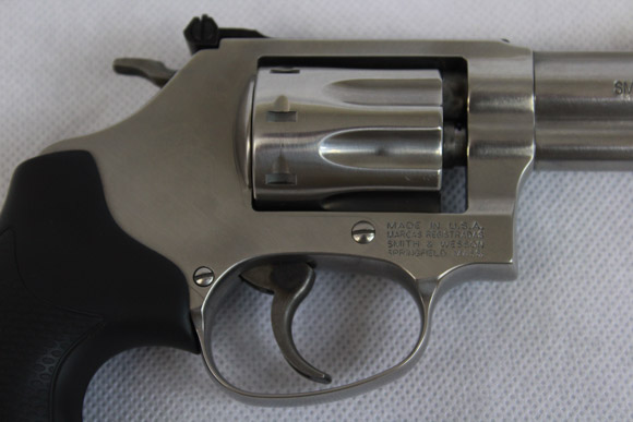 Smith and Wesson 63-5 Handguns