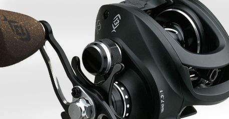 13 Fishing Concept A Low Profile Baitcasting Reel Reels
