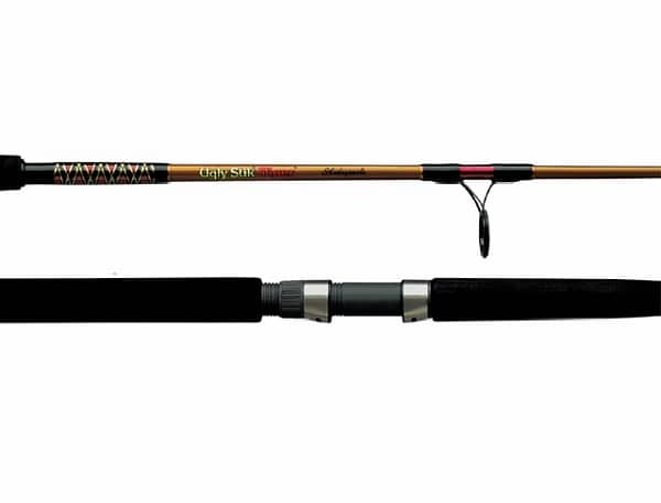 Shakespeare Ugly Stik Tiger Casting Rod Fishing Gear & Supplies