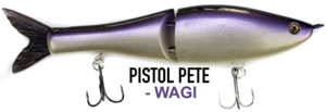 G-Ratt Baits 5.75″ Pistol Pete Fishing Accessories