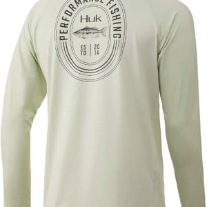 Huk Men's Pursuit Vented Long Sleeve Shirt Apparel