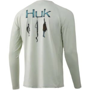Huk Bass Lure Pursuit Apparel
