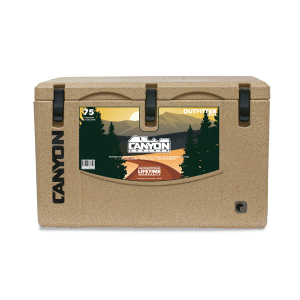 Canyon Cooler Outfitter 75 Accessories