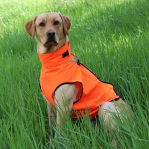 GameHide ElimiTick Dog Vest / TDV Hunting Gear