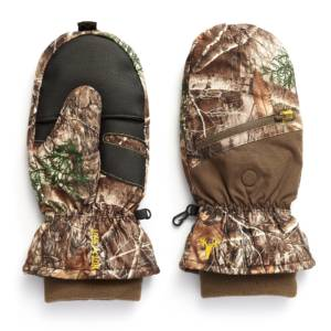 "Hot Shot YOUTH ""HUNTSMAN"" POP-TOP MITTEN – REALTREE EDGE® Apparel"