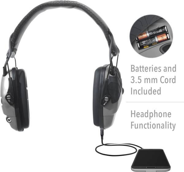 Howard Leight Impact Sport Electronic Earmuffs Accessories