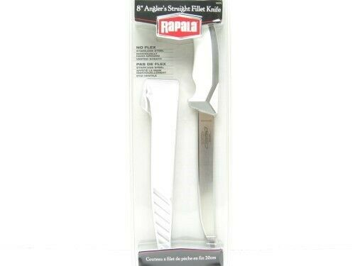 Rapala 8in Angler's Straight Fillet Knife Accessories