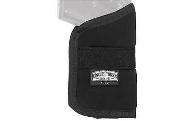 Uncle Mike's Advanced Concealment Holster size 4 Accessories