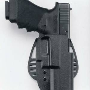 UNCLE MIKES KYDEX PADDLE HOLSTER SZ 17 Accessories