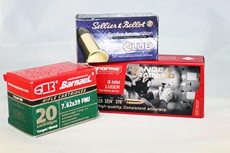 image Ammunition In Stock At Guns, Fishing, and Other Stuff