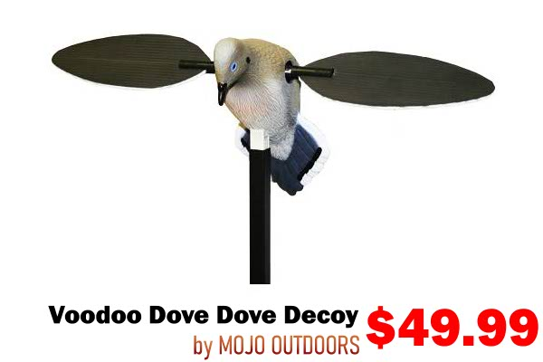 Product image Mojo Outdoors Voodoo Dove For better dove hunts